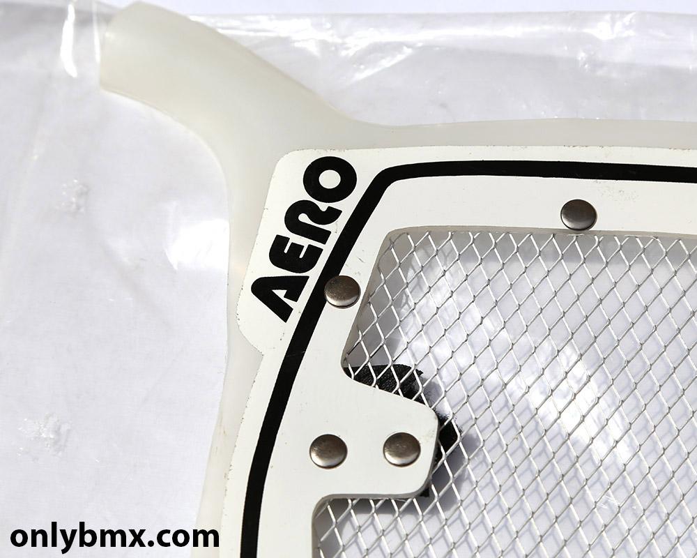 Aero BMX Number Plate