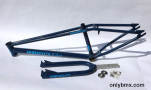 Ambiente Bikes Prospero 24″ Frame Set – Marina Blue