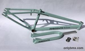 Ambiente Bikes Prospero 24″ Frame Set – Admiral Green