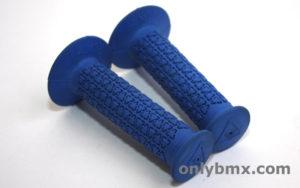 A'ME Round BMX Grips – Blue