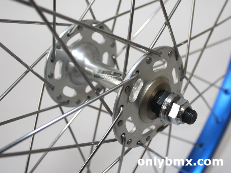 "Araya and Shimano 24"" BMX Wheels"