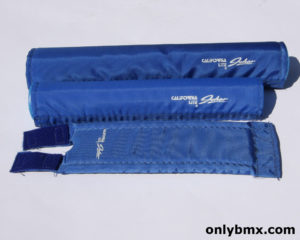 California Lite BMX Pad Set By Johar – Blue