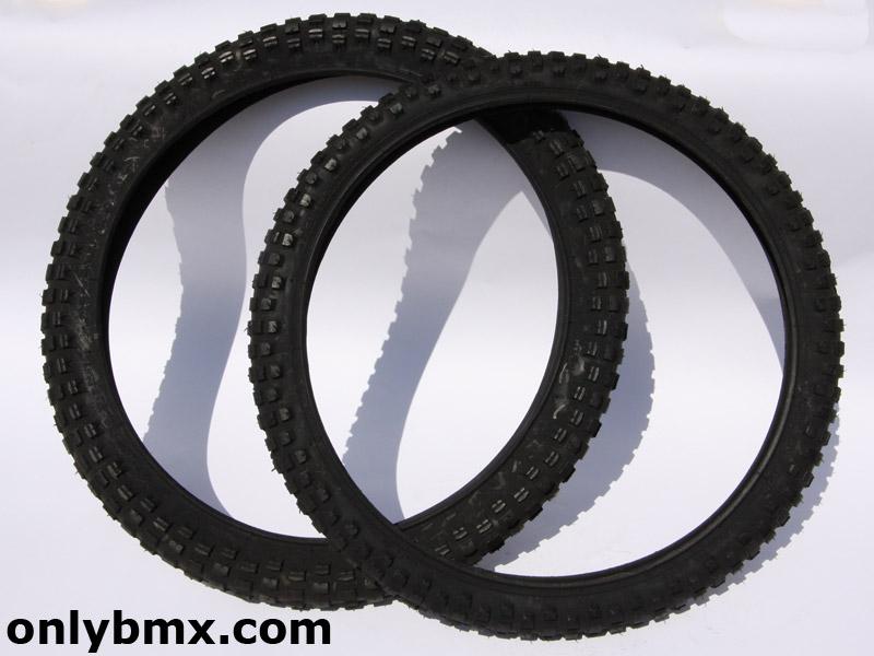 Cheng Shin BMX Knobby Tyres