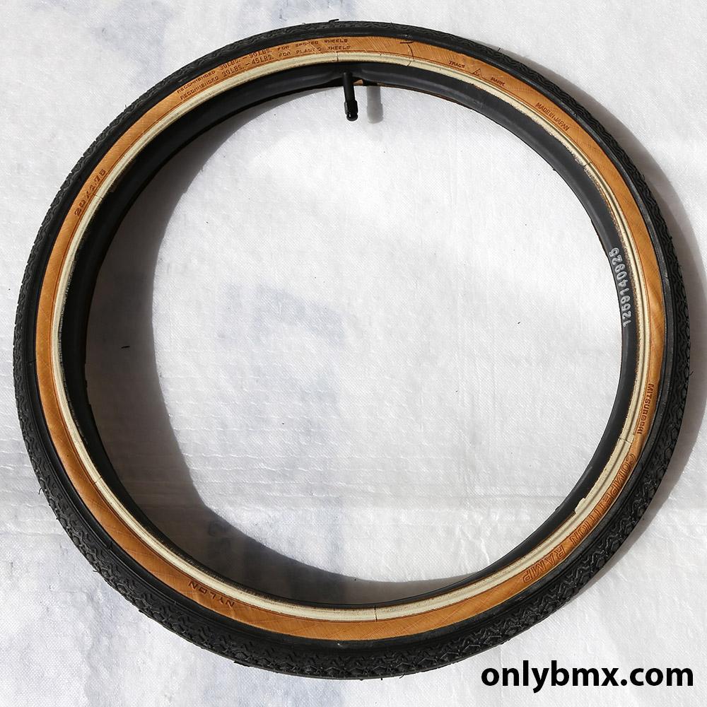 Tioga Comp Ramp Black BMX Tyres