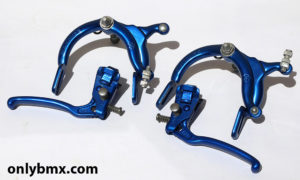 Dia Compe FS880 Front/Rear Brake Calipers and 128 Locking Levers