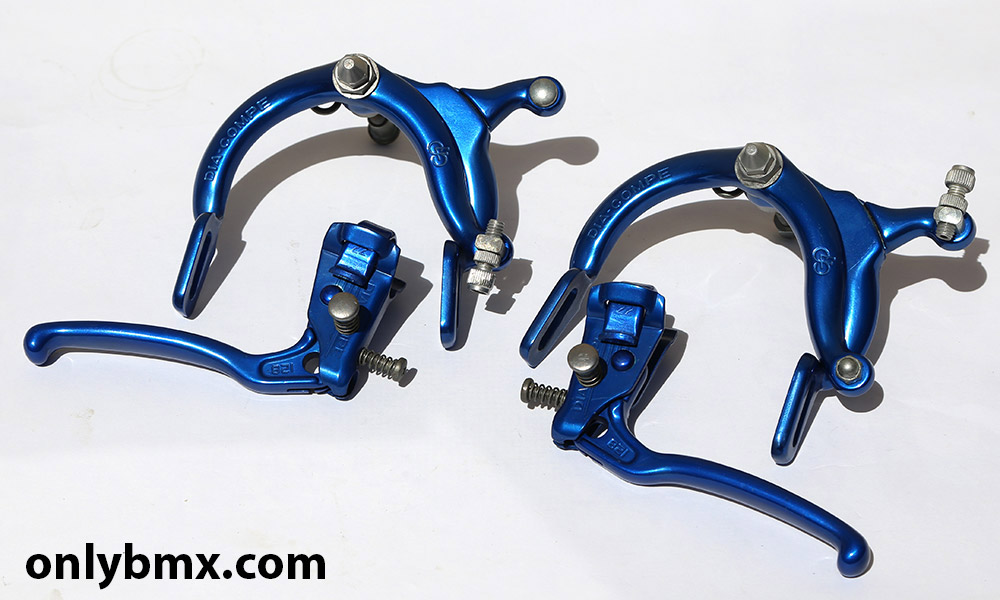 Dia Compe FS880 Brake Calipers and 128 Locking Levers