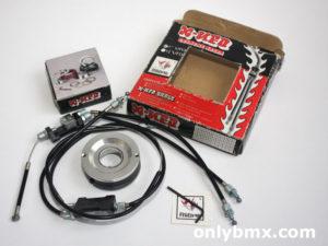 Fishbone UFO-X BMX Brake Rotor – NOS