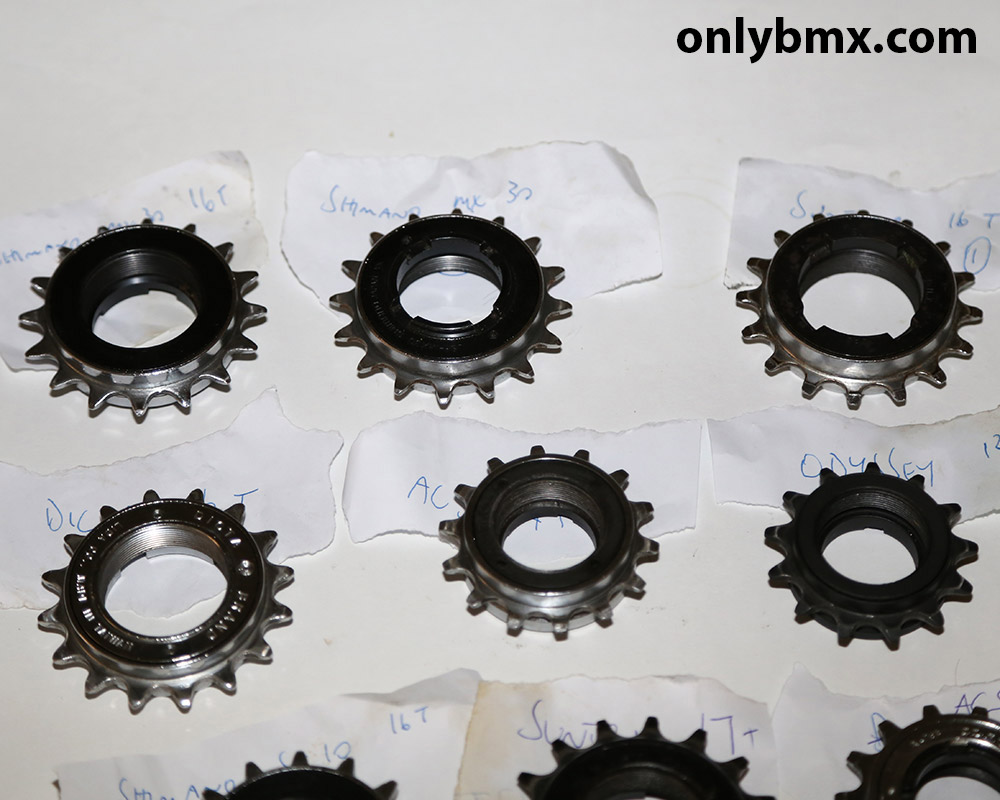 BMX screw on freewheels for sale