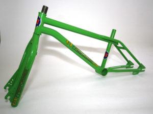 1984 GT Pro Performer BMX Frame Set