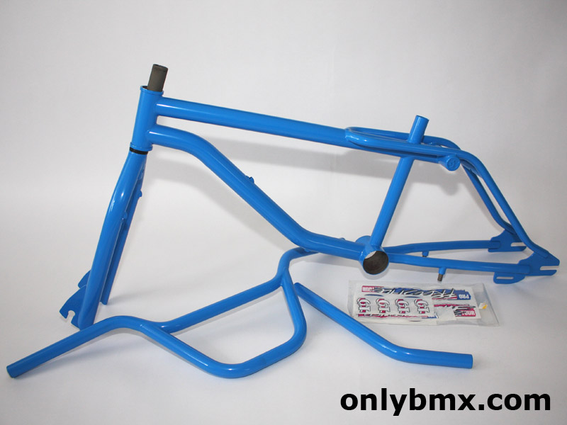 GT Pro Performer Frame, Forks, Handlebars, Seat Post and Decals