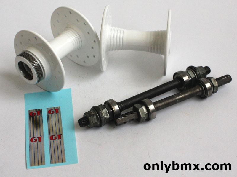 GT BMX Superlace Hubs
