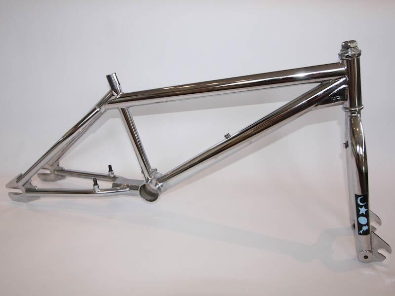 Hoffman Bikes Taj Frame Set
