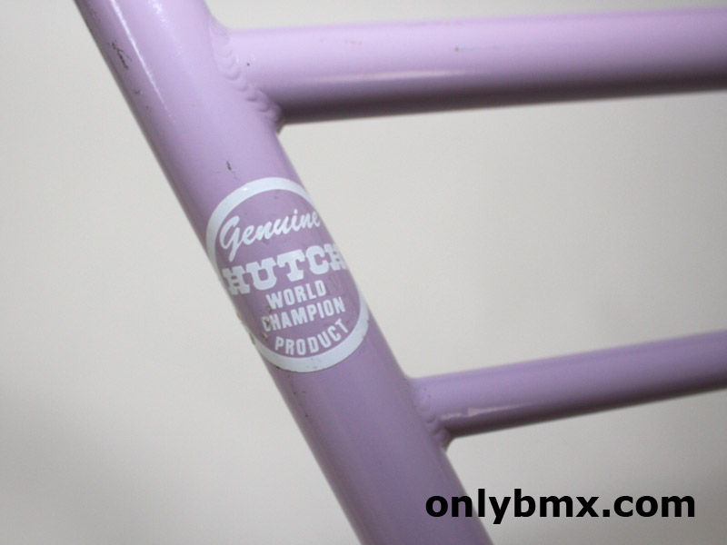 Hutch Dominguez Handle Bars