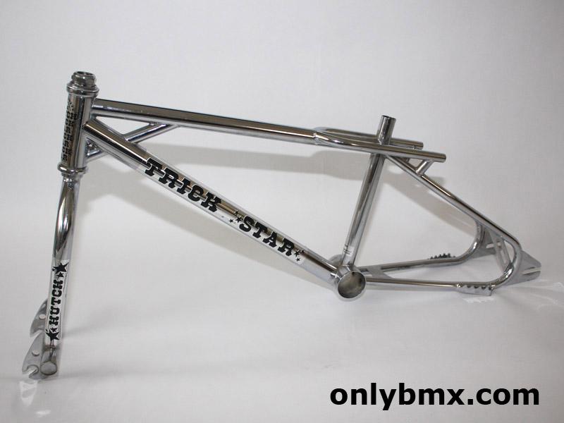 Hutch Trick Star BMX frame and forks for sale – Survivor condition