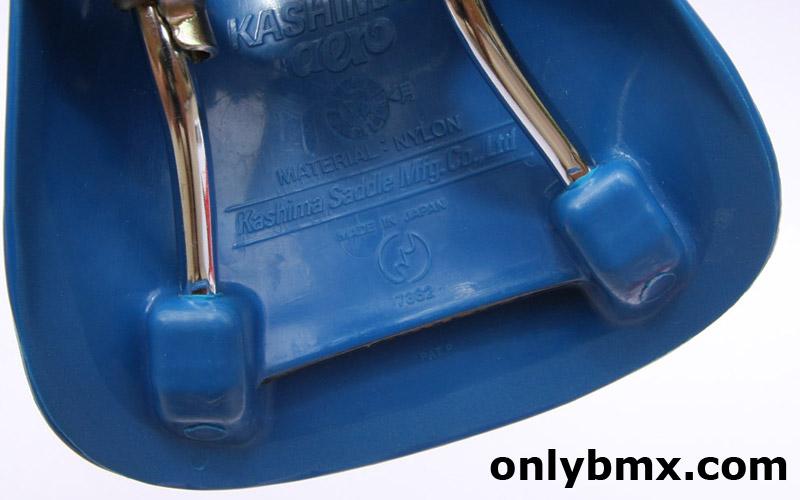 Kashimax Aero Blue BMX Seat
