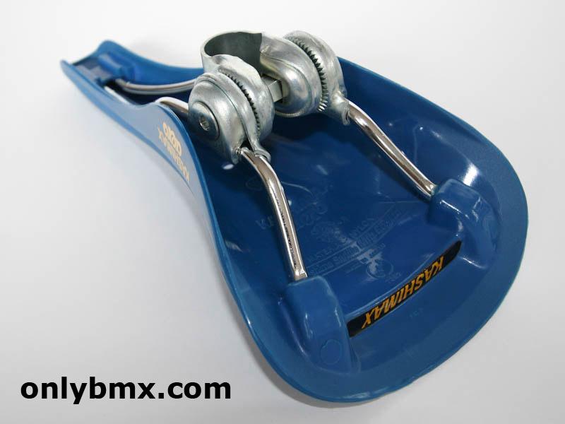 Kashimax Aero BMX Seat - Blue