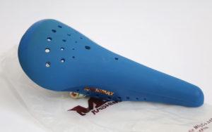 Blue Kashimax BMX Seat