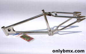 Mongoose Motomag BMX Frame And Decals