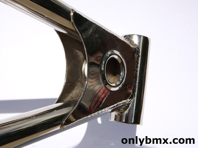Mongoose Motomag BMX Frame And Decals