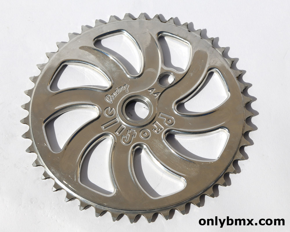 Profile Racing Whippet Bmx Sprocket For Sale 44 Tooth And