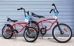 Schwinn Scrambler and Mini Scrambler