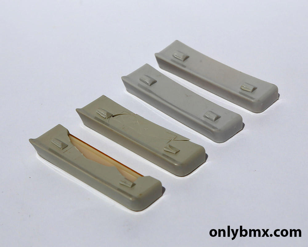 Shimano DX Pedal Reflectors