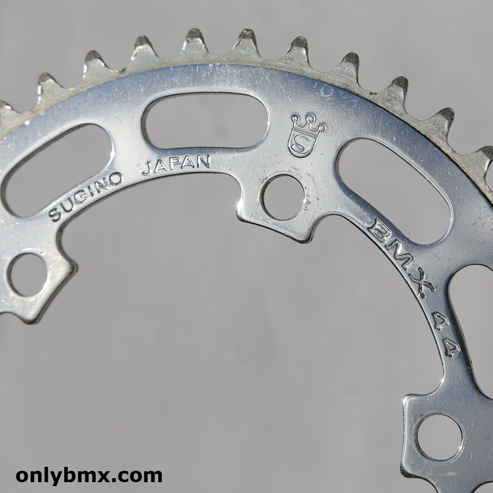 Sugino 44t Chrome Chainring