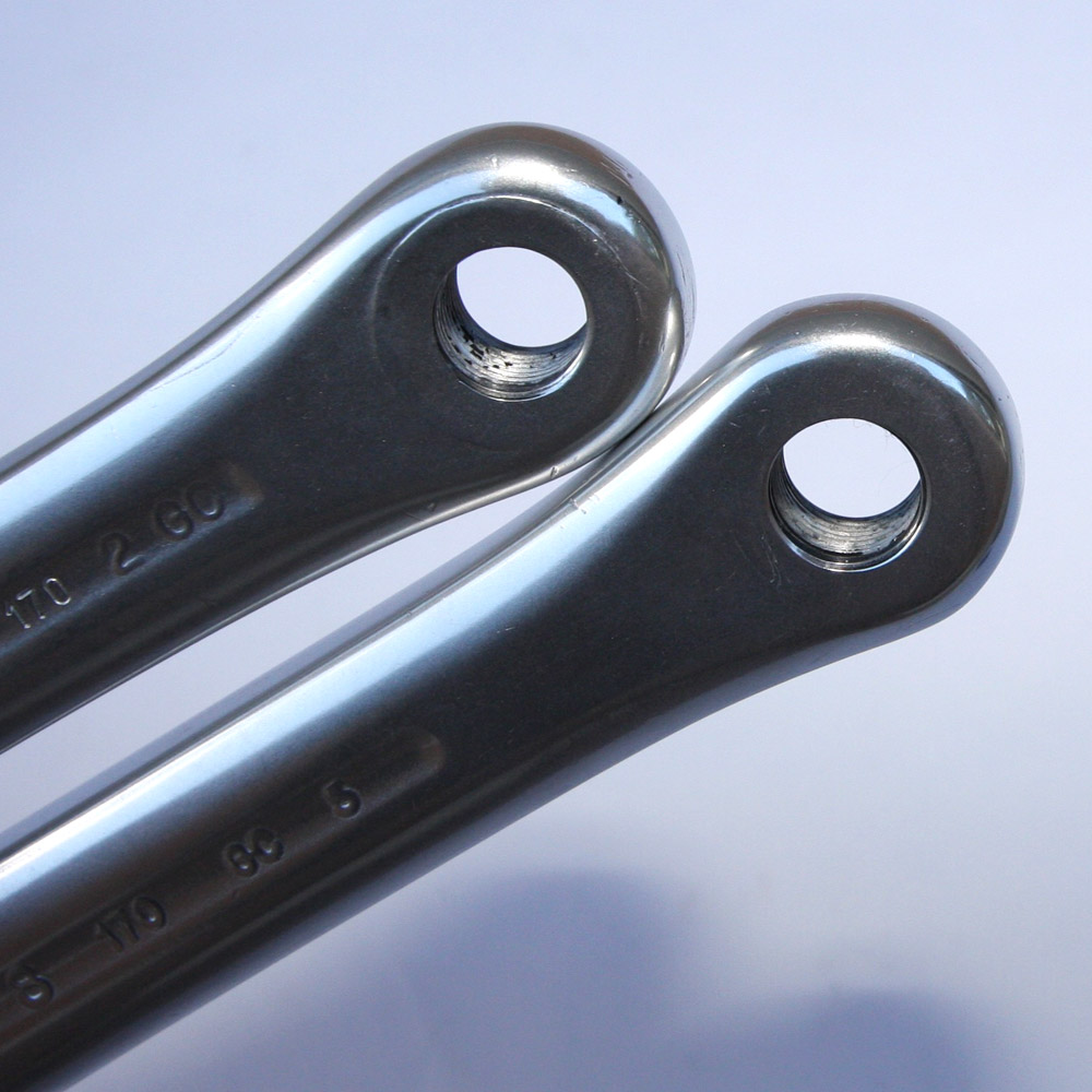Sugino Alloy Cranks