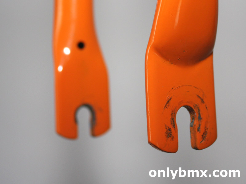 Tange TX1200 Forks