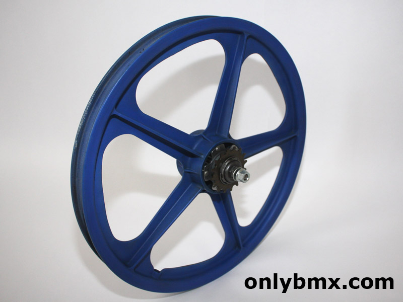Skyway Tuff Wheels - Blue